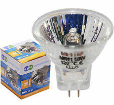 8 MR11 10w Halogen Light Bulbs Lamp 12v £5.00 delivered