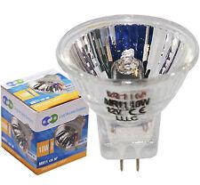 8 Mr11 10w Halogen Light Bulbs Lamp 12v Delivered