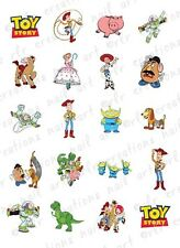 20 ASST DISNEY TOY STORY WATER SLIDE NAIL ART DECALS  TOY STORY NAIL ART DECALS