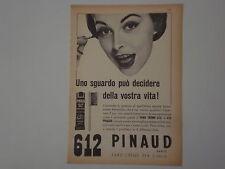 Advertising Advertising 1956 Blush Creme 612 Pinaud