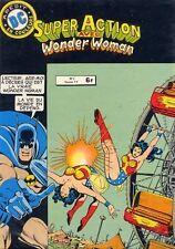 Artima / Arédit Super Action avec Wonder Woman  N° 6