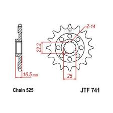 JT 525 15T Front Sprocket for Ducati 11-16 1198 14-16 1200 08-15 848 JTF741.15