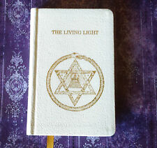 The Living Light by Richard P Goodwin, Esoteric,Occult,Channeled,Metaphysical