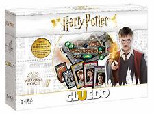 Cluedo Harry Potter Juego de Mesa Edición 2019 Blanco Alemán