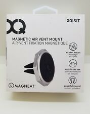 Xqisit 20398 Universal Magnetic AirVent Car Holder for Phones - Black