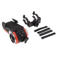 Motorcycle Waterproof Phone Holder Mount with Bluetooth Speaker