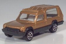 "Corgi 1976 Chrysler Matra Rancho 3"" Die Cast Scale Model Brown"