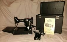 "Mal's Mini Classic Sewing Machine  ""A Feather Weight Reproduction"""