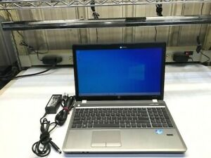 """HP Probook 4540S i5-3210m 2.50 GHZ 8 GB, 120SSD, Power Adapter Win 10 15.6"""" LCD"""