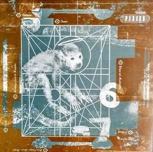 PIXIES 'DOOLITTLE' POSTER FLAT Suitable For Framing Promo item from 1989 !