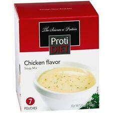 ProtiDiet - Chicken Flavor High Protein Diet Soup Mix