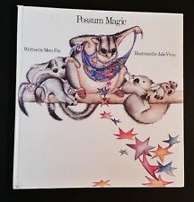 Mem Fox - Possum Magic - hb 1983 1st edition - ill Julie Vivas