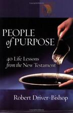 People of Purpose: 40 Life Lessons from the New Testament Lutheran Voices