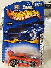 Hot Wheels Mitsubishi Eclipse #054 Red
