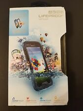 LifeProof Waterproof Nuud Case for Samsung Galaxy S4 - BLACK - 100 % AUTHENTIC