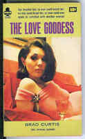 THE LOVE GODDESS by Curtis, Midwood #32-536 sleaze gga pulp vintage pb