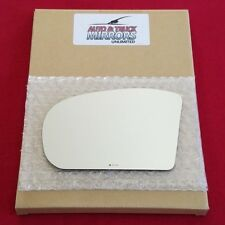 Mirror Glass For Mercedes C-Class, E-Class Driver Side Replacement
