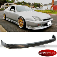 Fits 97- 01 Prelude Urethane OE Style Optional Front Bumper Chin Lip Body Kit