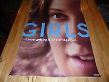 Girls Poster 24 X 36 Out of Print HBO Lena Dunham
