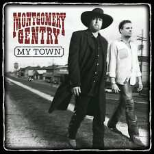 MONTGOMERY GENTRY : MY TOWN (CD) sealed