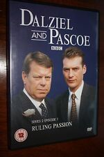 DALZIEL AND PASCOE SERIES 2 EPISODE 1 RULING PASSION