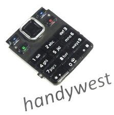 Nokia 6300 6300i Tastatur Keypad Tastaturmatte Tastenmatte Key Tasten Schwarz