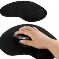 Wrist Mouse Pad Mat Mousepad Comfort Non-slip Rubber Base For Laptop Computer PC