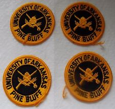 AMERICAN US ARMY MILITARY PATCHES WWII LOT OF 4