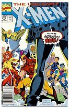 1)UNCANNY X-MEN #273(2/91)NEW MUTANTS/WOLVERINE(JIM LEE)NEWSSTAND(CGC IT)VF/NM!!