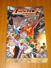 LEGION SECRET ORIGIN DC COMICS PAUL LEVITZ CHRIS BATISTA < 9781401237301