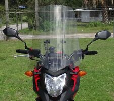 Honda NC700x 18' D/G  MadStad Adjustable Windshield - Factory Demo 20% Off!