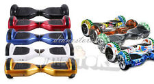 """HOVERBOARD 6.5"""" LUCI LED E BLUETOOTH MONOPATTINO ELETTRICO SCOOTER OVERBOARD"""