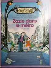 Zazie dans le métro, Raymond Queneau, Roger Blachon, 1979 (1609)