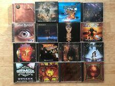 CD Sammlung Musik, Metal, Hardrock, Rock, Pop