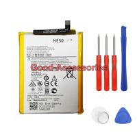 New Original Battery HE50 SNN5989A For Moto E4 Plus XT1771 XT1775+Tools