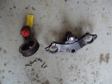 03 04 Triumph Daytona 600 Ignition Gas Cap Upper Triple Tree & Key F9