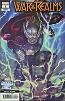 War Of The Realms Comic Issue 1 Limited Battle Lines Variant Modern Age 2019