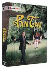 DVD Pan Tau TV series CZ lang REMASTERED fantasy tale