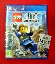 Lego City Undercover - PLAYSTATION 4 - PS4 - NUEVO