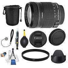 Canon EF-S 18-135mm f/3.5-5.6 IS STM Standard Zoom Lens BUNDLE +UV  *Brand New*