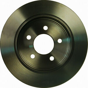 Rear Disc Brake Rotor-Wagner BD125155; fits FoMoCo; 1991-1995