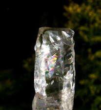 ONE NEW ICE ELESTIAL MOLDAVITE CALCITE CRYSTAL RECORDS! Rare Metaphysical