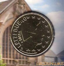 Luxembourg 2017 10 Centimes D'euro BU FDC Pièce Provenant du BU 5000 Exemplaires