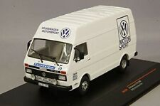 Volkswagen VW Lt45 Motorsport de IXO in 1 43 Blanc Rac286