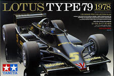 Lotus Type79 1978 Andretti/Peterson 1/20 kit di montaggio 20060 Tamiya