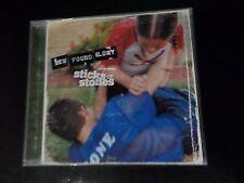 CD ALBUM - NEW FOUND GLORY - STICKS AND STONES