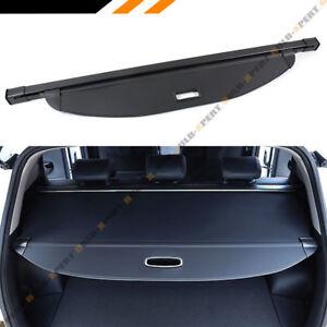 For 2015-2018 Hyundai Santa Fe Sport Retractable Cargo Cover Luggage Shade Black