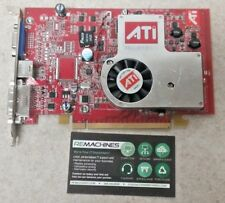 ATI RADEON X 700 PRO 256 MB AS-IS FOR PARTS ONLY ARTIFACTS DURING USE