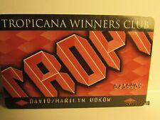Tropicana Casino -Casino Players Card-Laughlin ,Nv -older version -nice