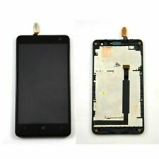 For Nokia Lumia 625 N625 LCD Display Touch Screen Digitizer + Frame Replacement